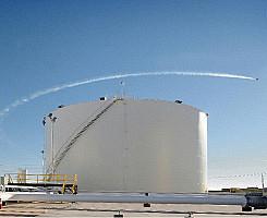 Las Vegas - Seis tanques ISFC (EPFC)