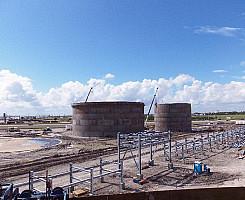 Tanks Under Construction