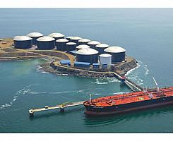 Melones Terminal - Fuel storage terminal construction