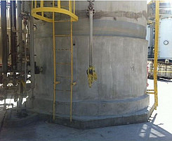 Fireproofing Oil Refinery Projects