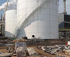 Tanques para Almacenamiento Líquido y Seco en Escanaba, MI