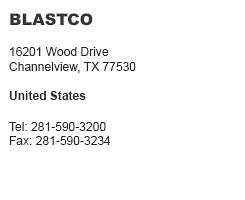 Blastco Channelview