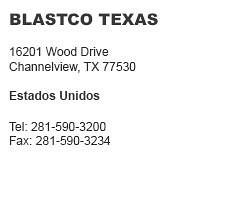 Blastco Texas Channelview