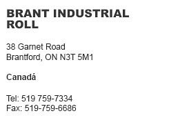 Brant Industrial Roll Canadá