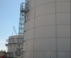 Chemical Storage Tanks