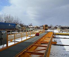 Blastech Rail Services Facility
