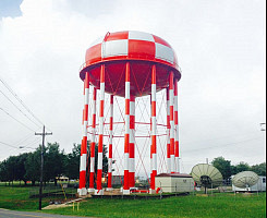 Elevated Water Tank Rehabilitation