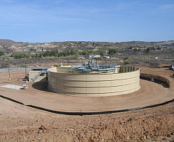 Wastewater Storage Tanks