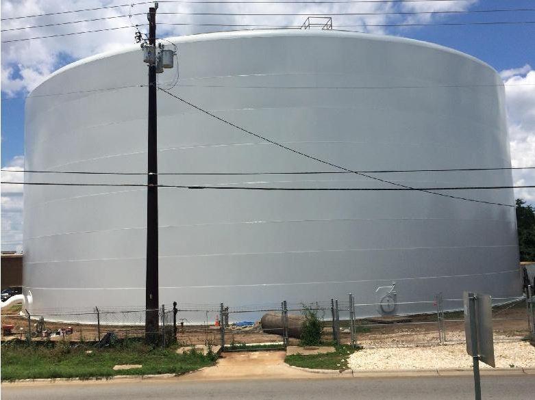 City Of Austin Jollyville Reservoir Improvements