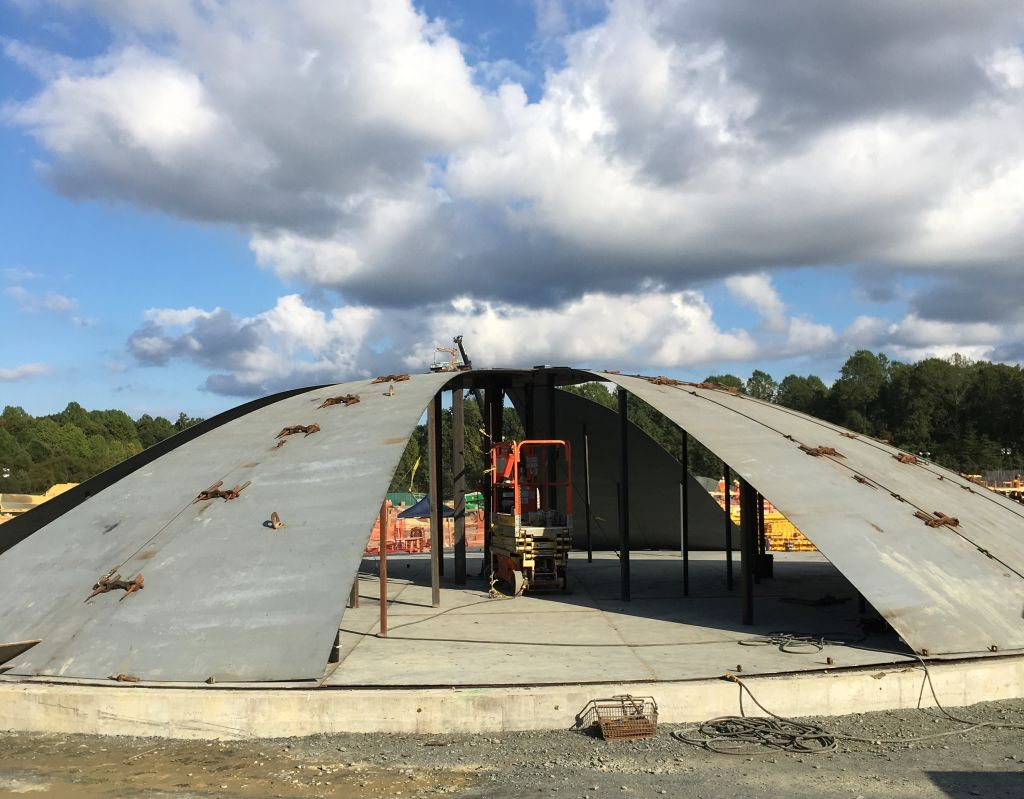 Steel Plate Roof Project in Brandywine, Maryland
