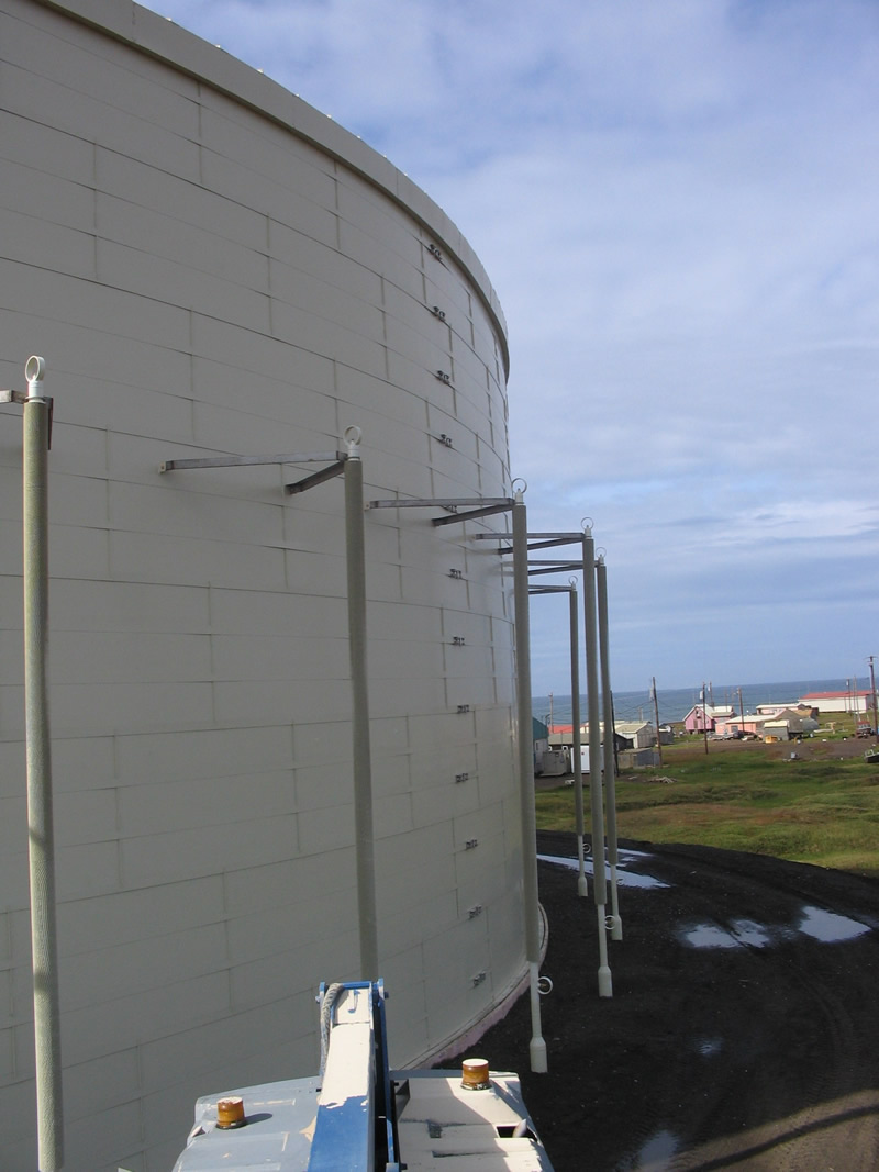 Water Tank Insulation : Insulated tanks tank insulation services