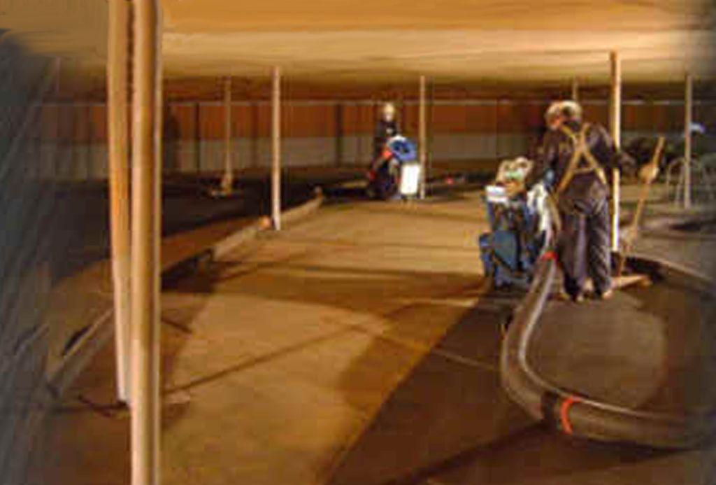 Floating Roof Repair