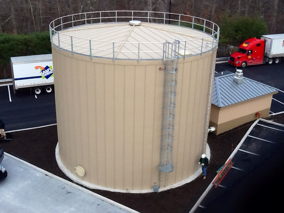 water storage tanks for fire protection