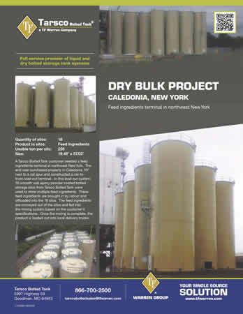 Dry Bulk Project, Caledonia