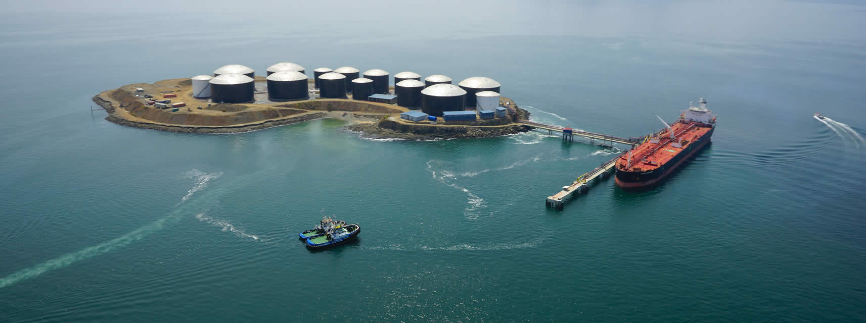 Melones+Terminal-EPFCC+Engineering,+Construction+and+Corrosion+protection+of+two+million+barrels+of+fuel+storage