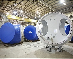 Ontario Wind Energy Project – 10 Ton Wind Hubs