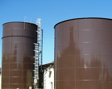 NTD Storage Tanks Facility