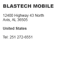 Blastech Mobile Axis