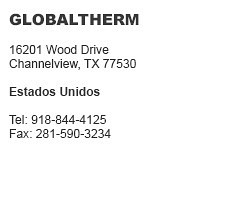 Globaltherm Channelview