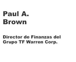 Paul A. Brown
