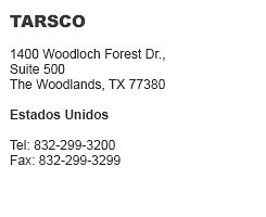 Tarsco The Woodlands