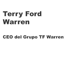 Terry F. Warren